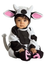 Lil Cow Infant Costume