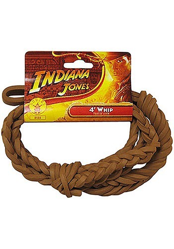 Braided Indiana Jones Whip