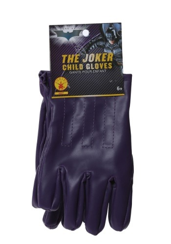 Child Dark Knight Joker Gloves