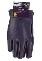Adult Purple Joker Gloves