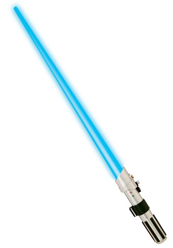 Blue Luke Skywalker Lightsaber