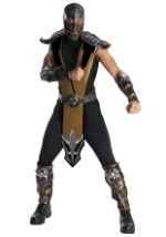 Deadly Mortal Kombat Scorpion Costume
