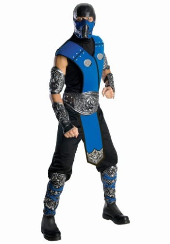 Deadly Mortal Kombat Sub-Zero Costume