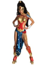 Sexy Anime Wonder Woman Costume