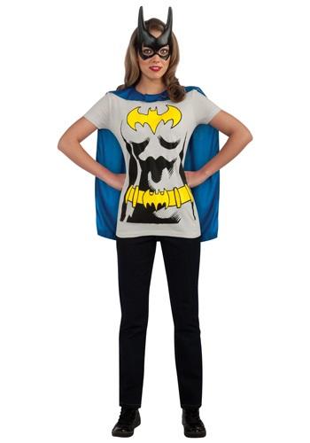Batgirl T-Shirt Costume