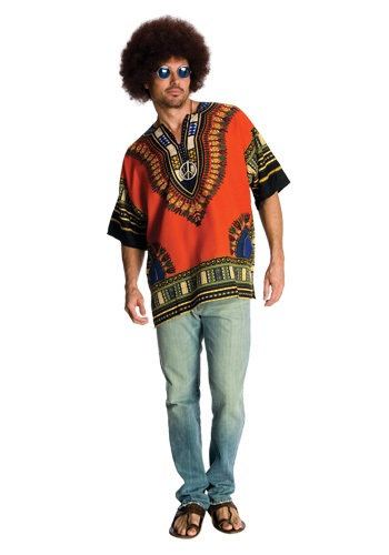 Trippy Hippie Dude Costume