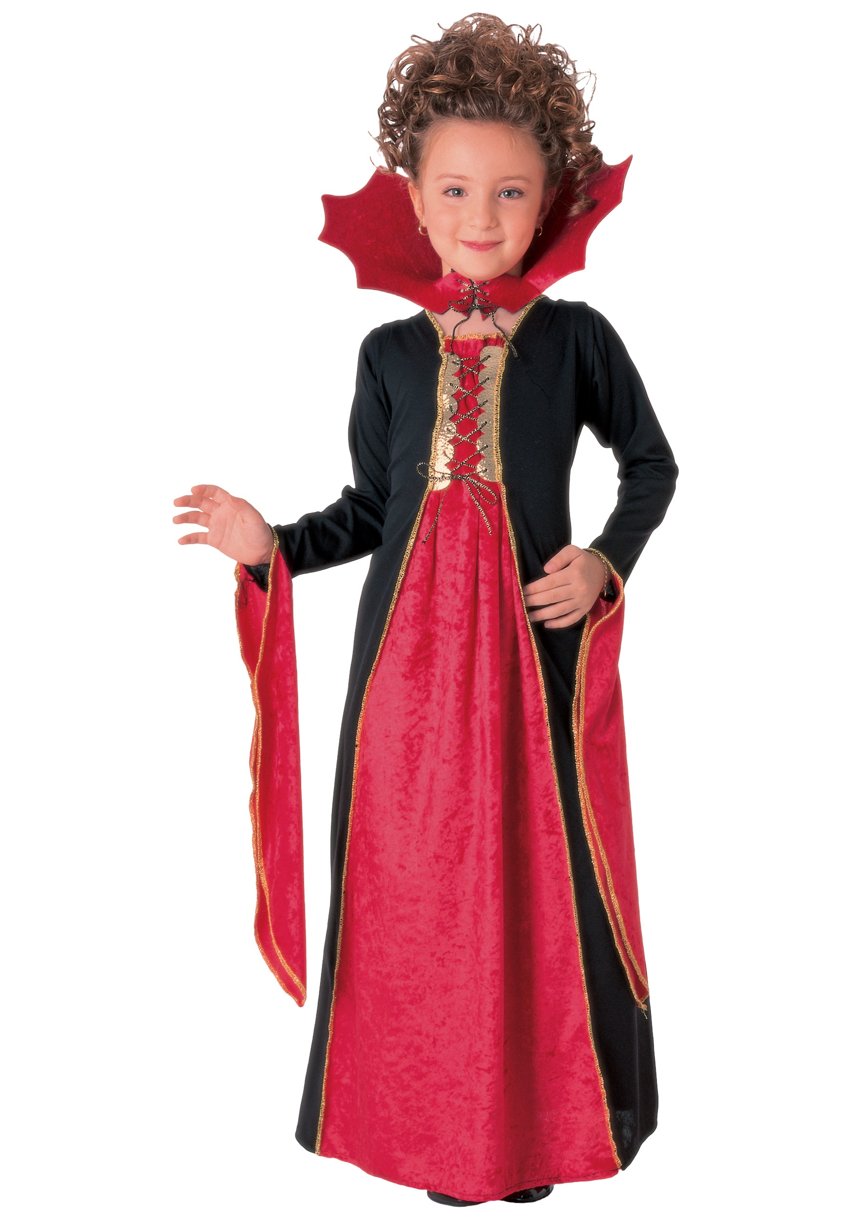 0b6a904a08 Child Gothic Vampiress Costume - Girls Vampire Costumes
