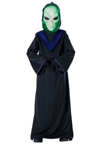 Kids Alien Invader Costume