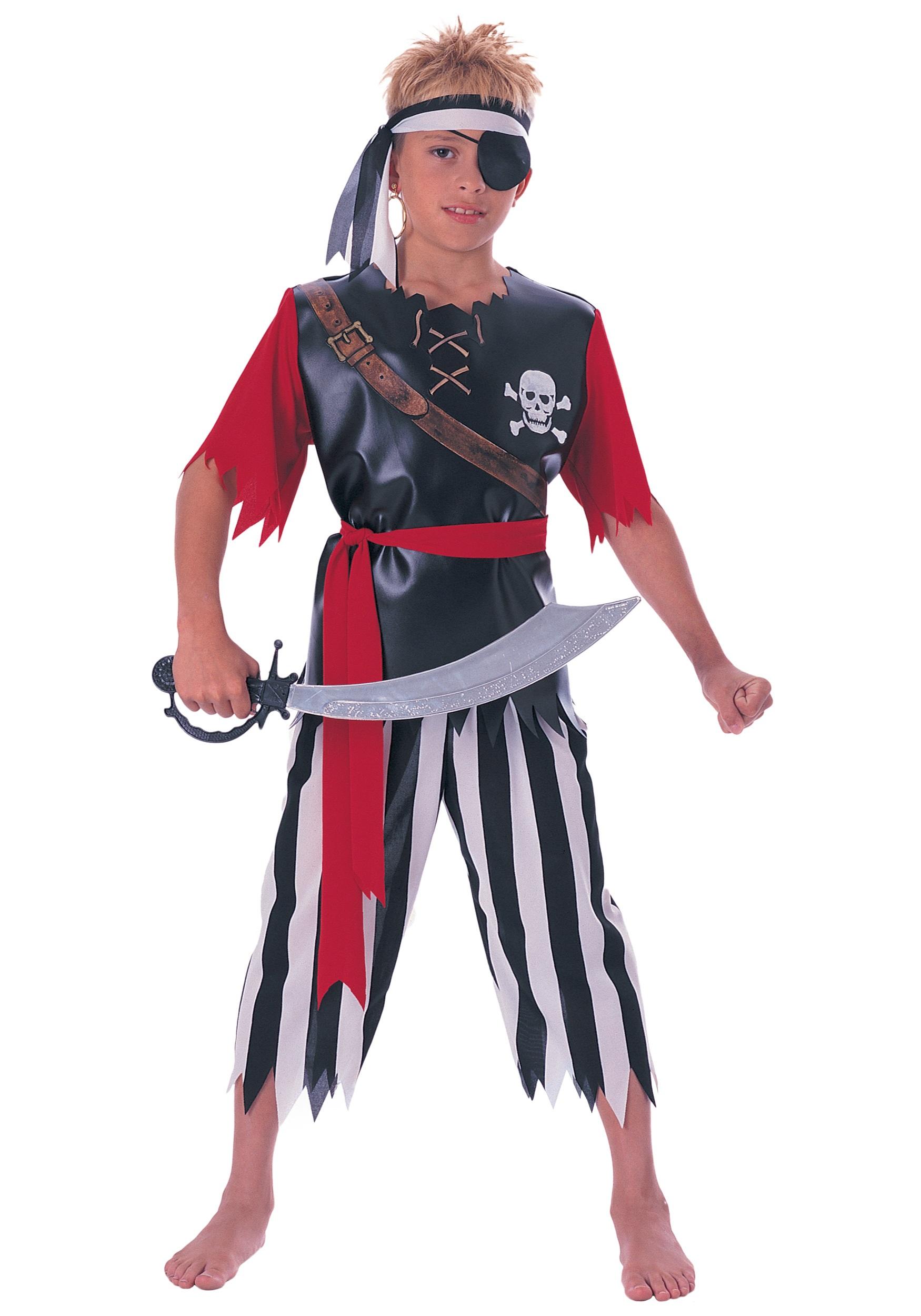 Child Pirate King Costume  sc 1 st  Halloween Costume & Child Pirate King Costume - Boys Halloween Costumes Pirate Costumes