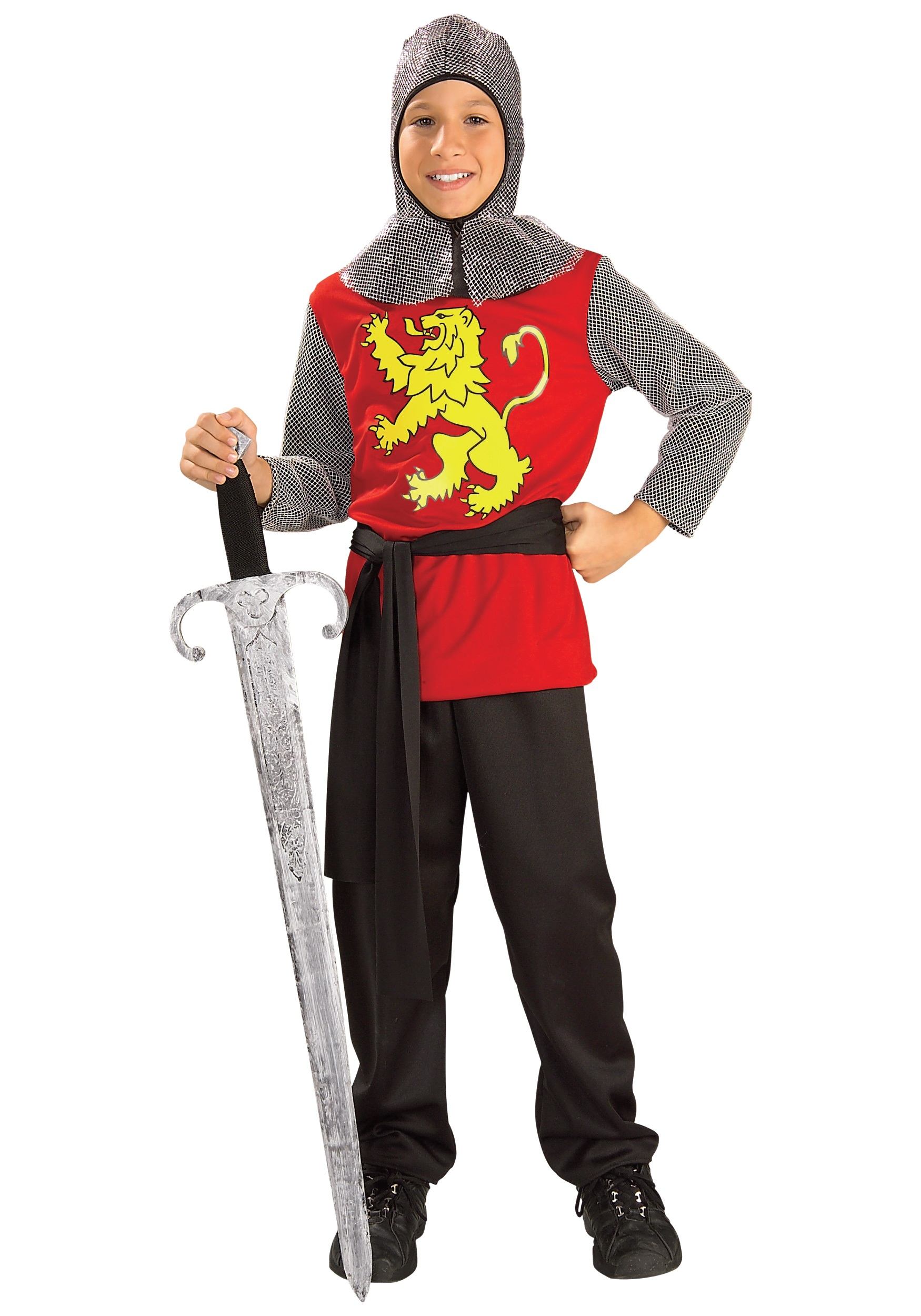 Kids Medieval Knight Costume  sc 1 st  Halloween Costume & Historical Costumes - Adult Child Historical Halloween Costume
