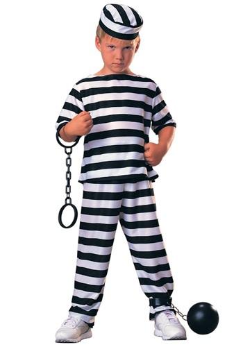 Child Inmate Costume