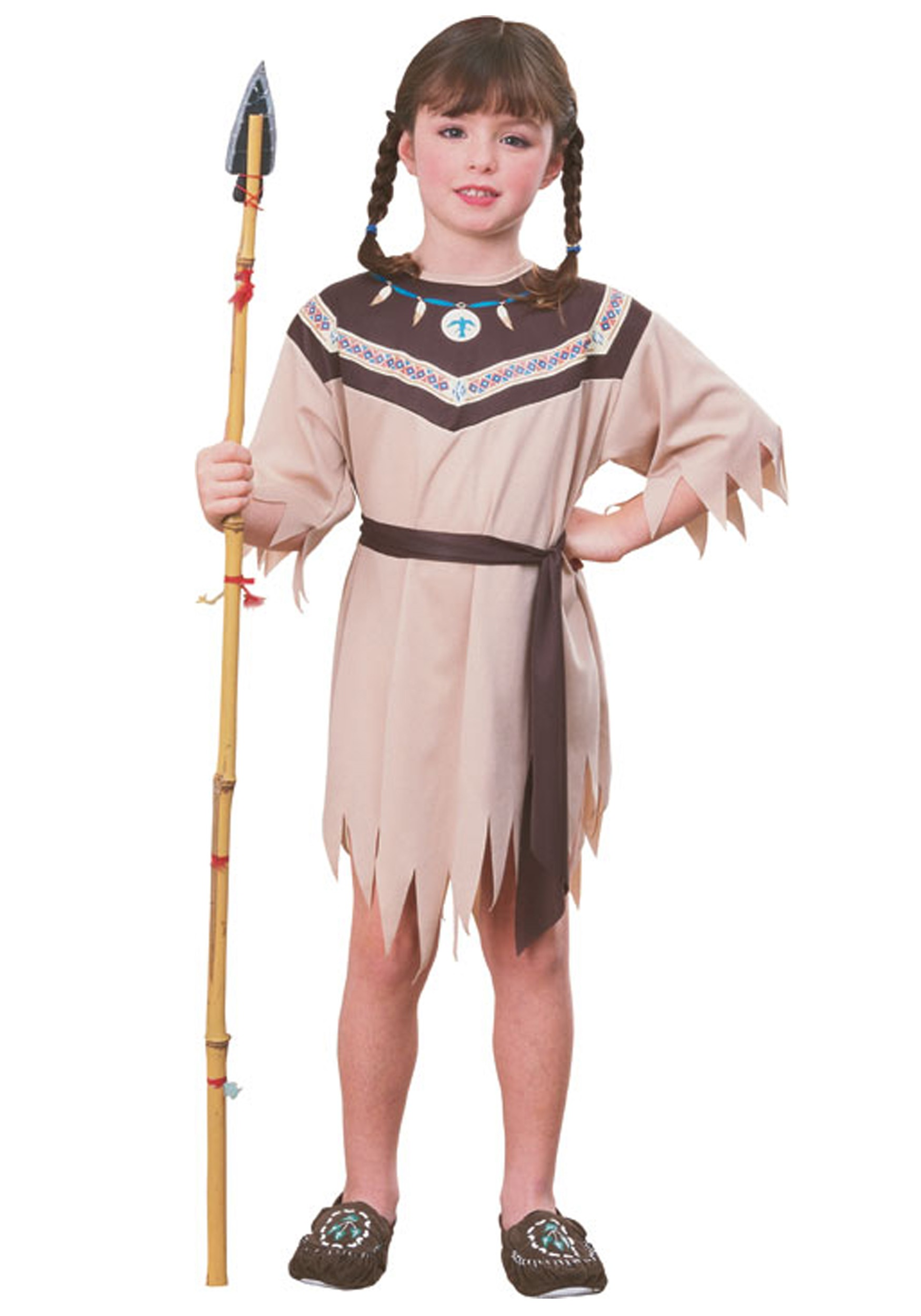 Toddler Girl Native American Costume Native American Indian Costume