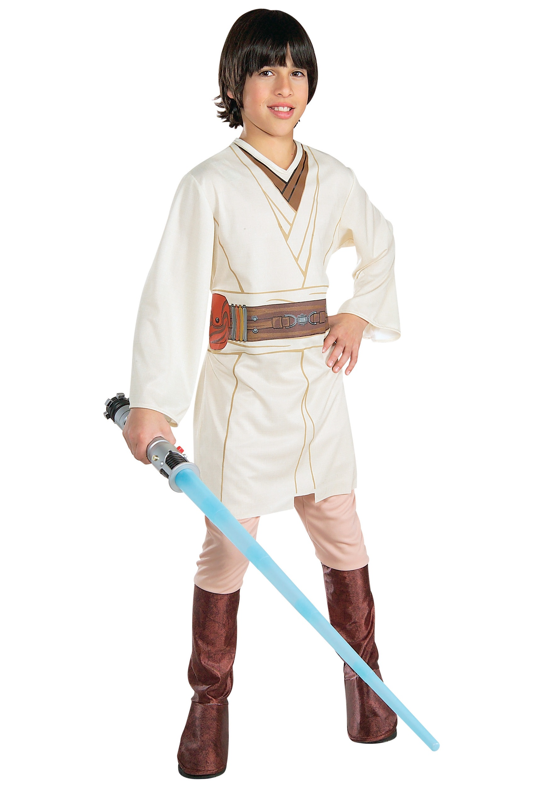 Kids Obi Wan Kenobi Costume  sc 1 st  Halloween Costume : general grievous kids costume  - Germanpascual.Com