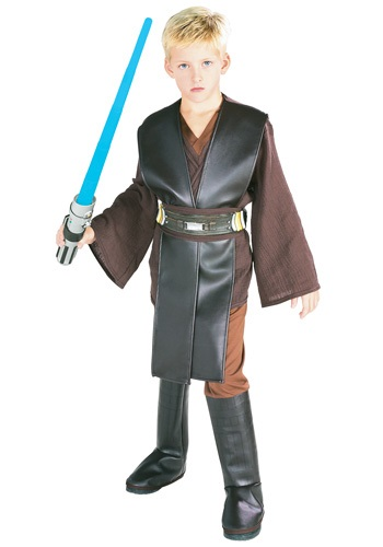 Child Anakin Skywalker Costume Deluxe