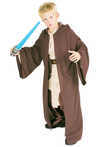 Deluxe Jedi Child Robe