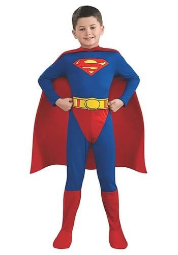 Childrens Superman Costume