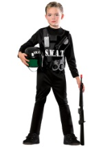 Child SWAT Officer Costume