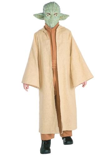 Child Deluxe Yoda Costume