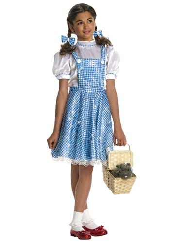 Sequin Dorothy Toddler Costume