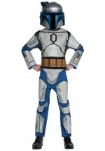 Jango Fett Kids Costume