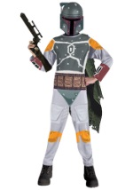 Childs Boba Fett Costume