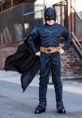 Deluxe Kids Batman Costume