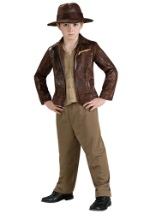 Child Indiana Jones Costume Deluxe
