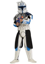 Clone Trooper Rex Deluxe Kids Costume