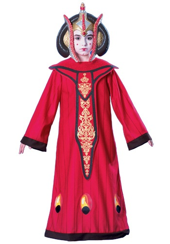 Kids Queen Amidala Costume