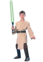 Qui Gon Jinn Super Deluxe Child Costume