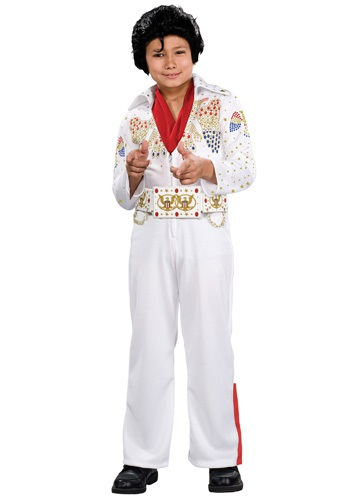 Toddler Elvis Costume Deluxe