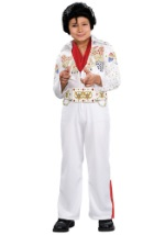 Deluxe Kids Elvis Costume