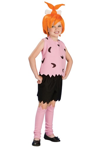 Kids Pebbles Costume