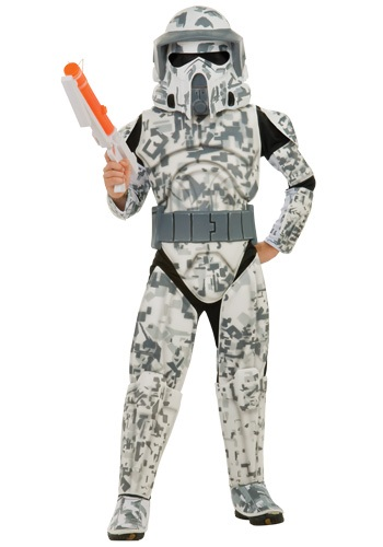 Childrens ARF Trooper Deluxe Costume