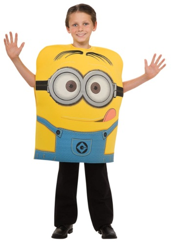 Child Lil Minion Dave Costume