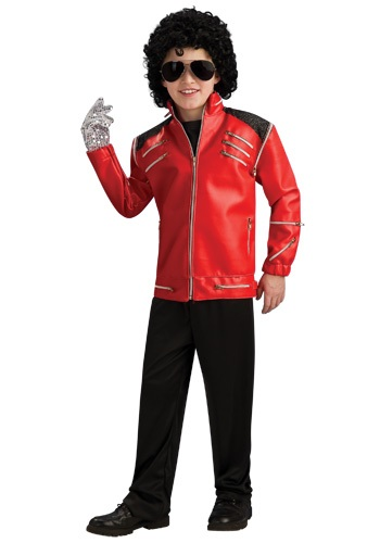 Child King of Pop Beat It Jacket