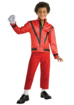 Child King of Pop Thriller Jacket