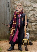 Kids Deluxe Harry Potter Costume