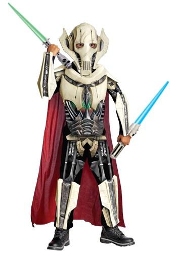 Childrens General Grievous Costume