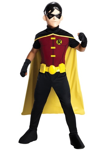 Kids Young Robin Costume