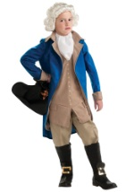 Kids Colonial George Washington Costume