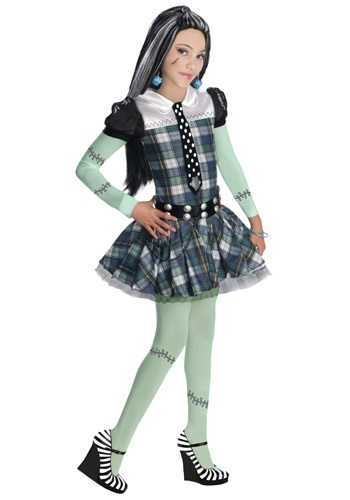 Frankie Stein Child Costume