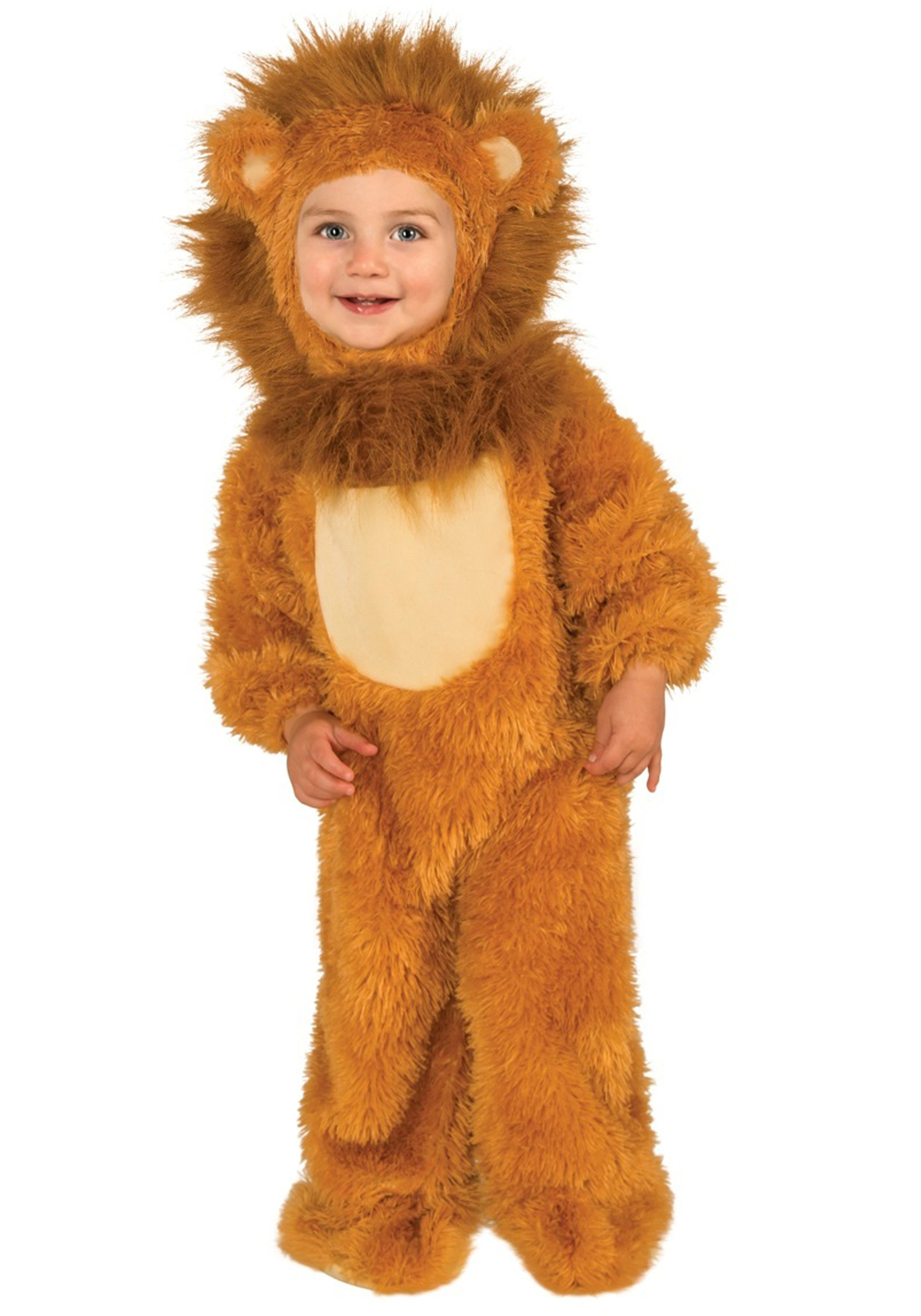 Lion Cub Infant Costume - Infant Animal Costumes
