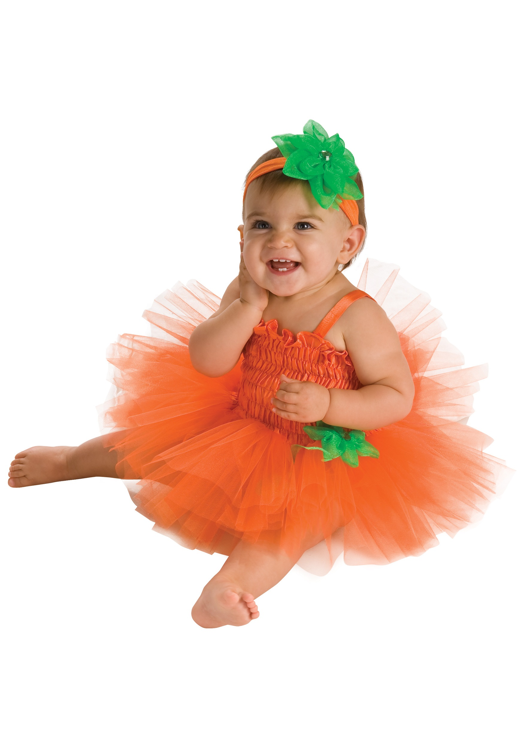 96b7c463b Little Miss Pumpkin Tutu Dress - Autumn Dresses for Babies
