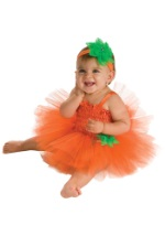 Little Miss Pumpkin Tutu Dress
