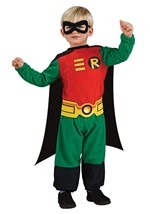 Toddler Robin Boys Costume