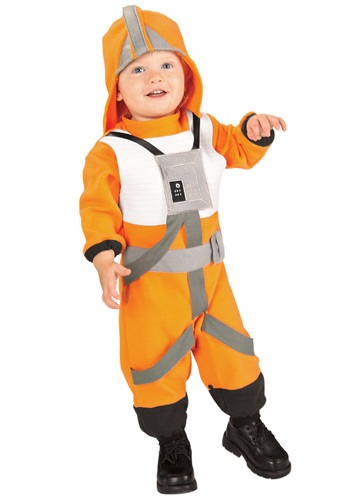 Toddler X-Wing Pilot
