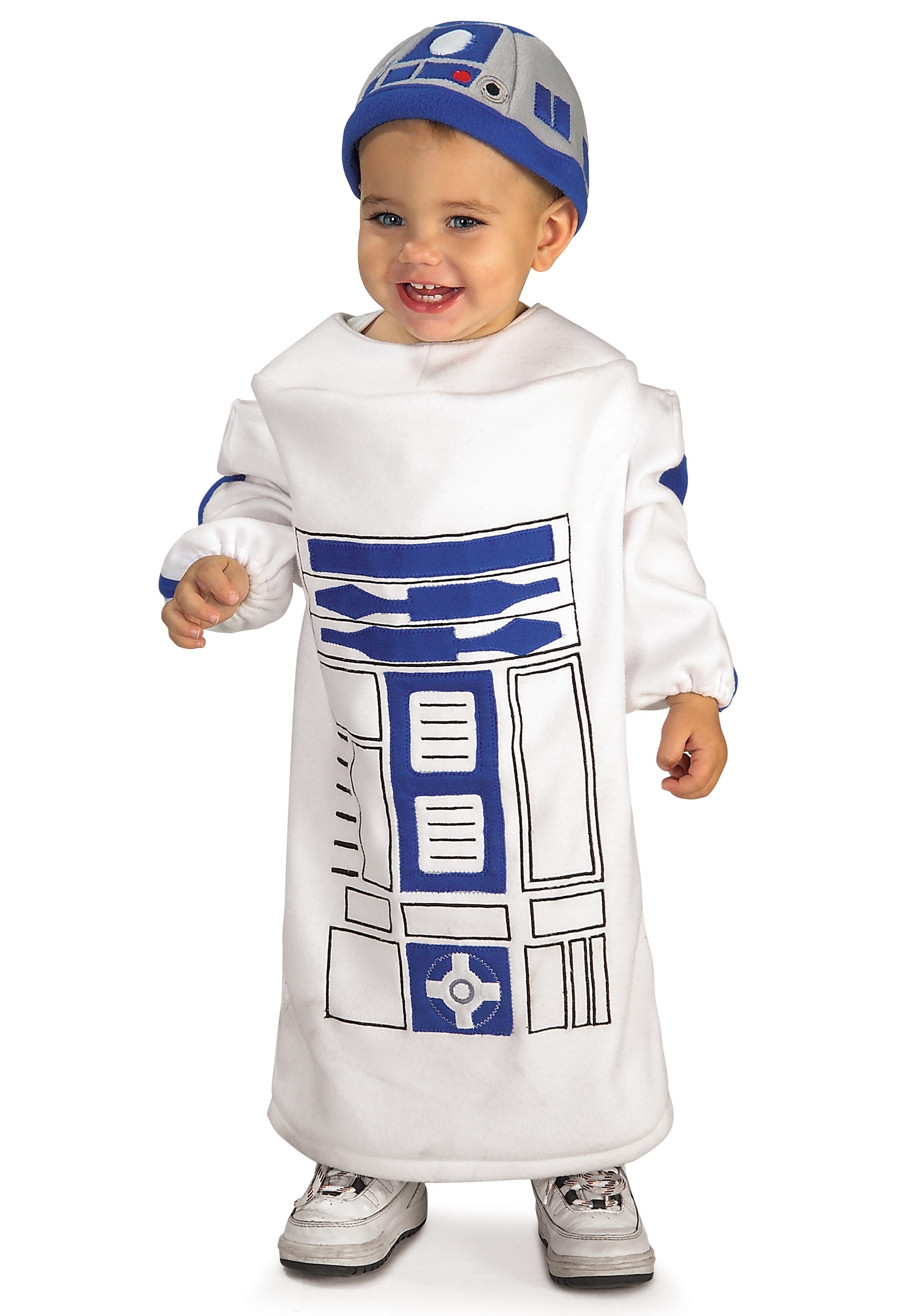Star Wars Halloween Costumes.Toddler R2 D2 Costume