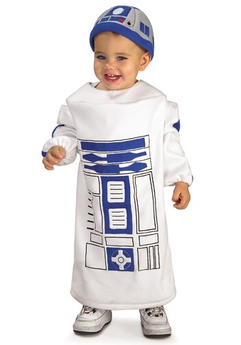 Toddler R2-D2 Costume