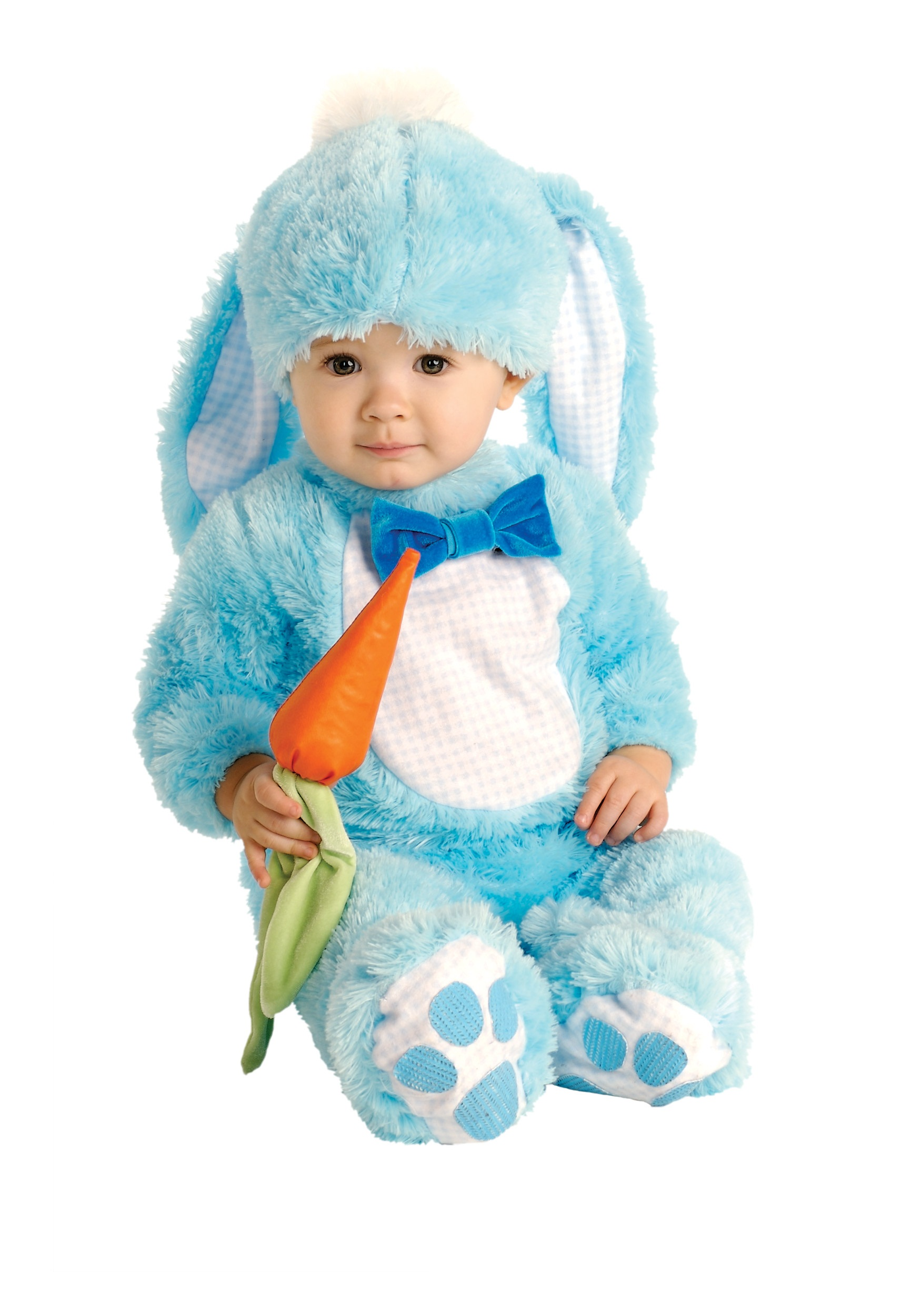 Infant Blue Bunny Costume - Baby Rabbit Costumes for Easter 88c61120cbc8